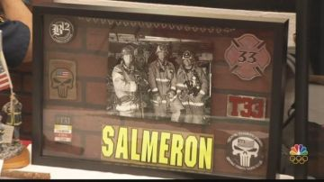 Veteran Fire Fighter Retires Nearing 30 years of Service