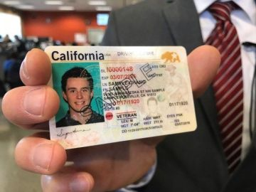 California DMV Begins Offering Federally Approved Real ID Drivers Licenses