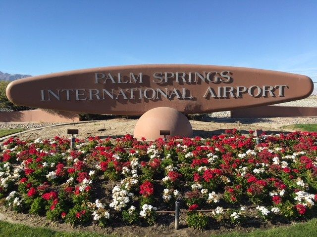Military Exercise Prompts Noise Complaints Near Palm Springs Airport