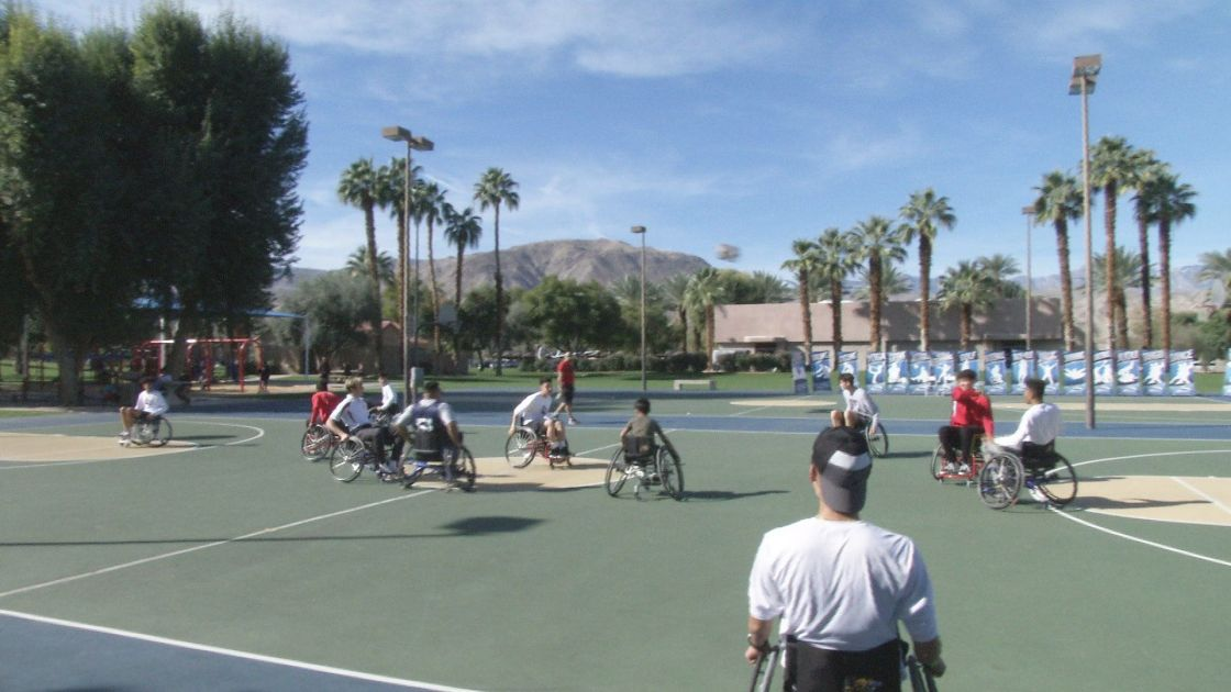 Annual Disability Sports Festival takes over Palm Desert Civic Park