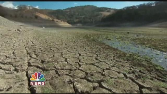 Low Snowpack Levels Prompt Drought Fears