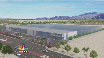 Huge Marijuana Growing Facility In Cathedral City Now Under Construction