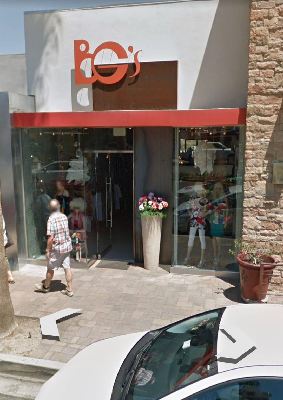 Another Shop Closes On El Paseo