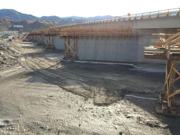 Traffic Delays Expected During Cathedral City Overpass Construction
