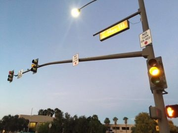 Rancho Mirage Opts Out Of CVAG Traffic Signal Plan