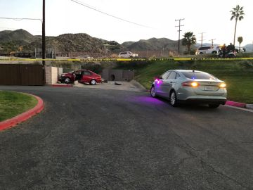 Police: Medical Condition Possibly Caused Woman's Fatal Palm Springs Crash