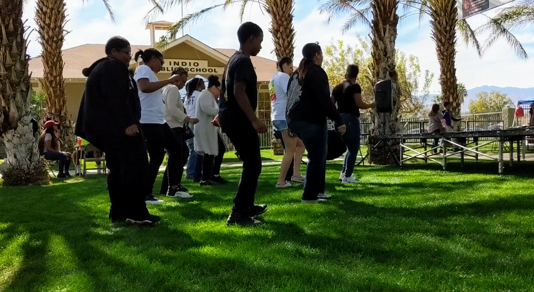Museum Celebrates Generations of African Americans in the Desert