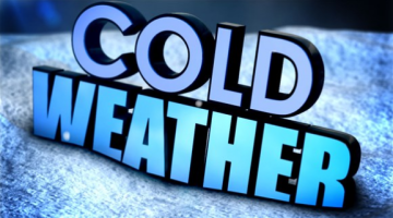 Winds Cause Near Freezing Temperatures Throughout Riverside County