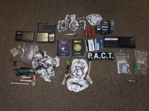 Ten Parolees Arrested in Cathedral City Sweep