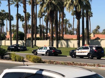 Police Locate Palm Desert Robbery Suspect