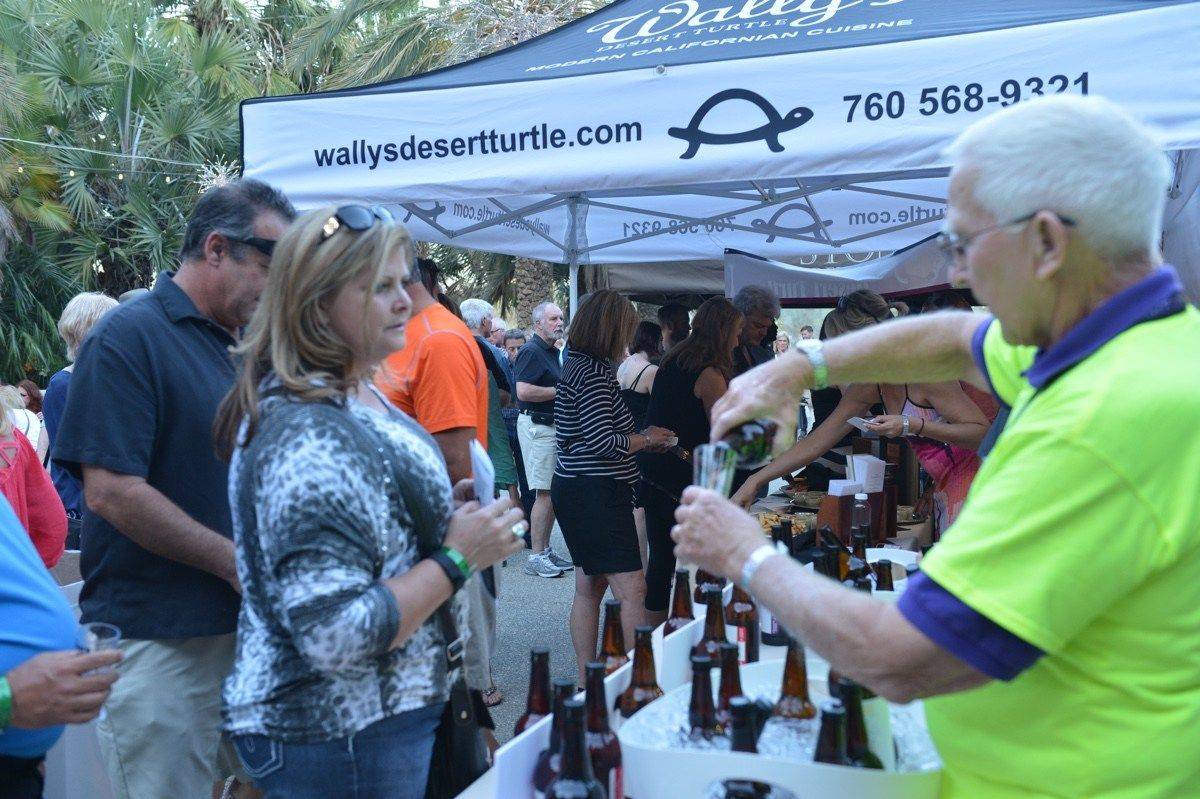 Celebrate National Beer Day at The Living Desert's Brew at the Zoo