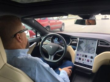 Self-Driving Car Tests To Continue In California Despite Arizona Fatality