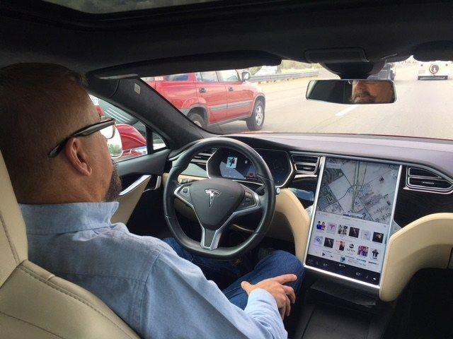 Self-Driving Car Tests To Continue In California Despite Arizona Fatality