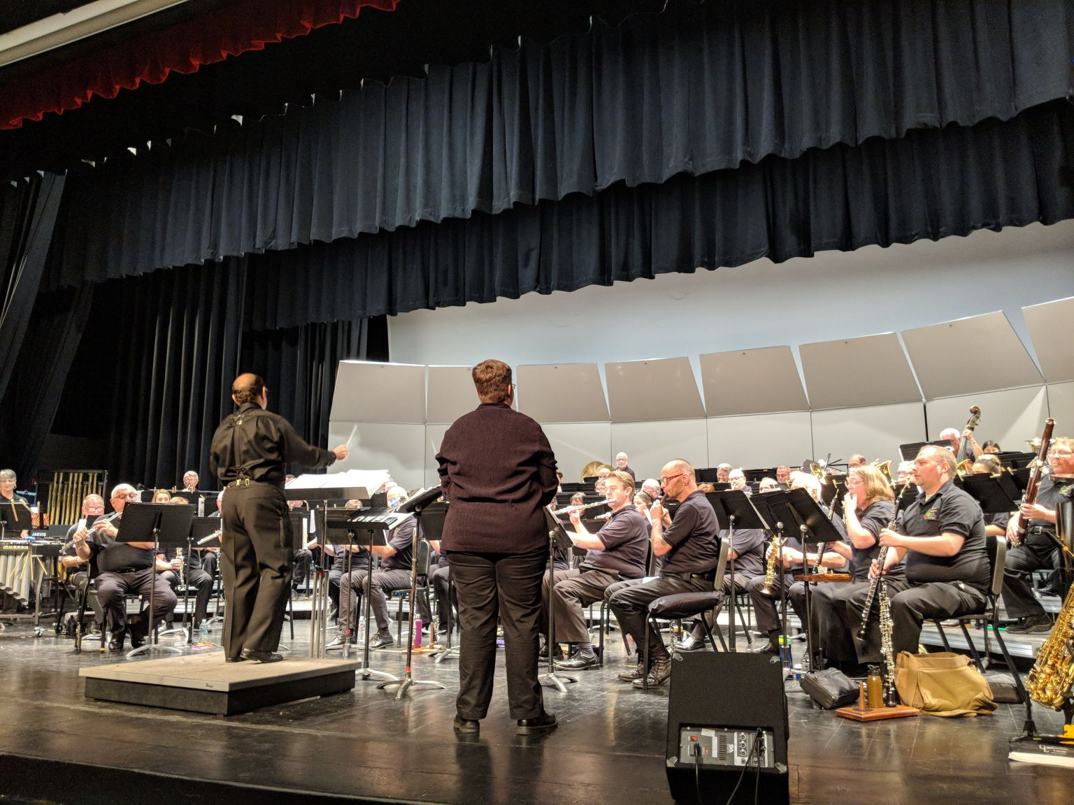 Woman Composer to Lead Local Concert Band for the First Time
