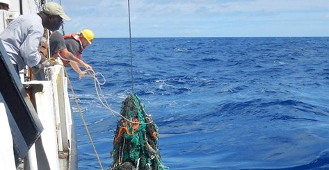 The Great Pacific Garbage Patch, full of ocean plastic, keeps growing