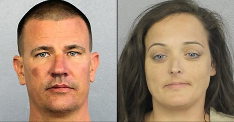 Pair Accused of Stealing Items From Memorial Outside Stoneman Douglas High School