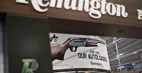 Gun-maker Remington files for Chapter 11 bankruptcy