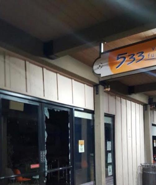 Police Investigating Burglary of Popular Palm Springs Restaurant