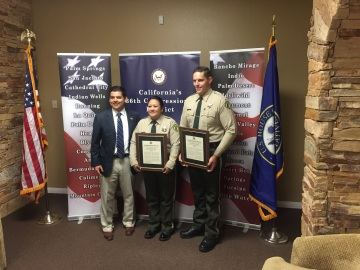 Congressman Honors Local Heroes