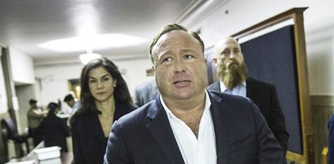 Facebook, YouTube and Apple remove Alex Jones and Infowars from their platforms