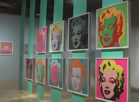 KMIR Cares: Palm Springs Art Museum's Andy Warhol Exhibit