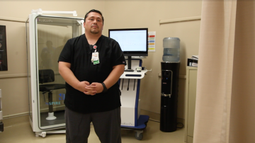Dr. Edwin Briones – Respiratory Manager and Vascular Access Specialist