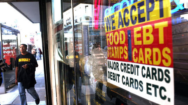 Trump administration proposes new rule that could cut food stamp benefits for 3.1 million
