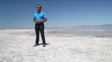 Frank Ruiz – Salton Sea Program Director