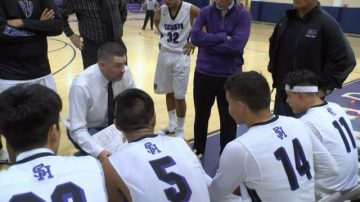 Aaron Wiltrout Steps Down As Knights' Head Basketball Coach