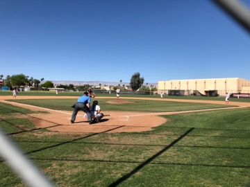 Palm Desert Ace Travis Adams Throws No-Hitter, Max Shor Hits Home Run in 9-0 Win Over Palm Springs