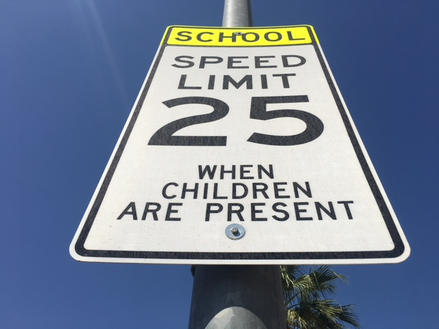 You Ask. We Investigate. School Zone Speed Limit Signs Explained
