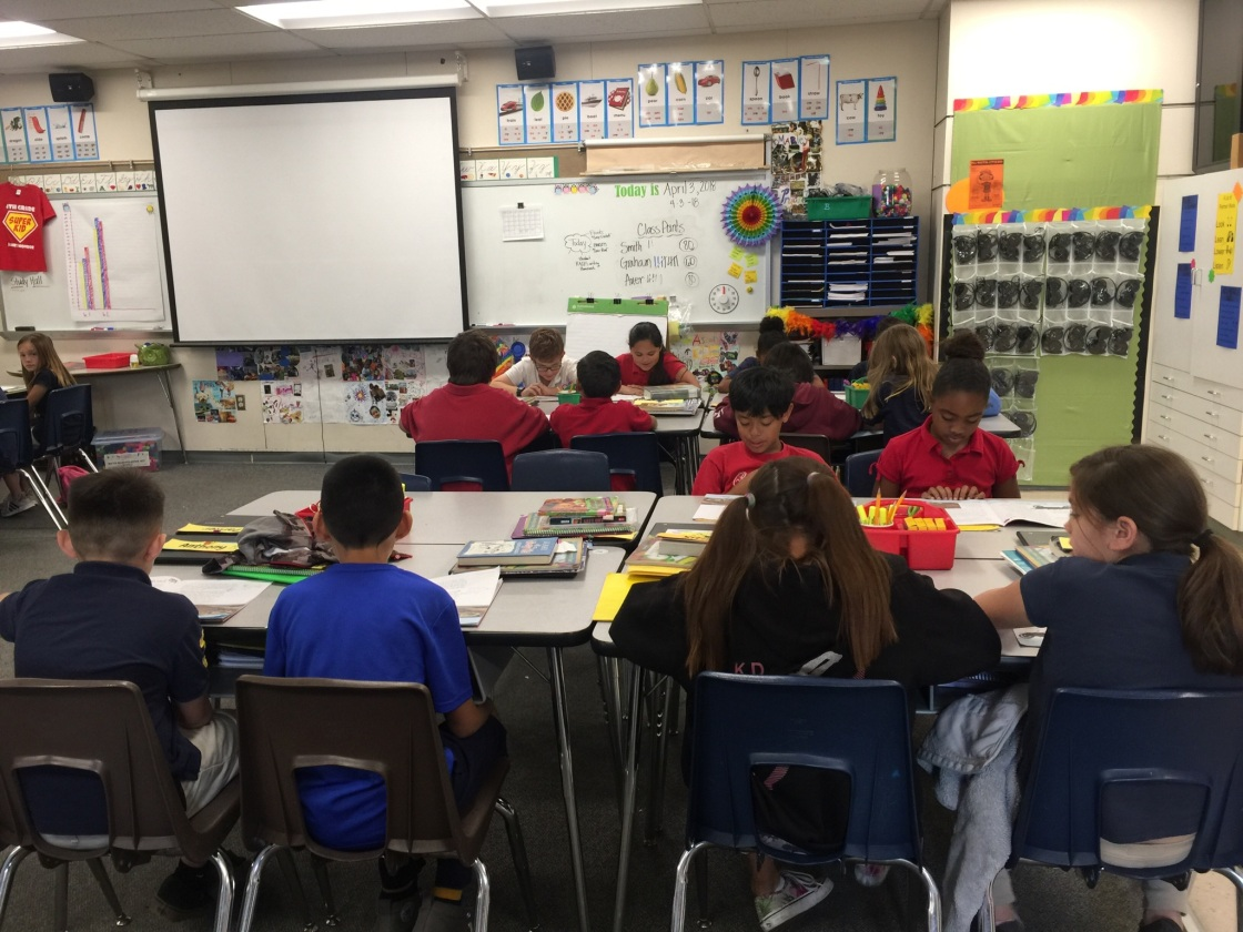 State Gives Three Valley Schools California Distinguished Schools Recognition