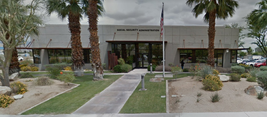 Suspicious Item Found Outside Palm Springs IRS Building Contained Urine