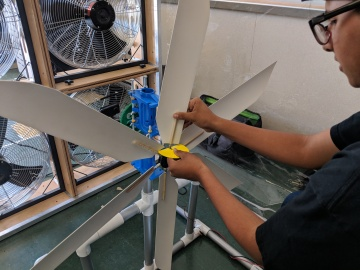 CVHS Engineering Students Eyeing National Competition