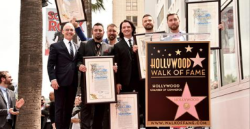 Your Inner 00s Teen Come to Life: NSYNC Gets Star on Walk of Fame