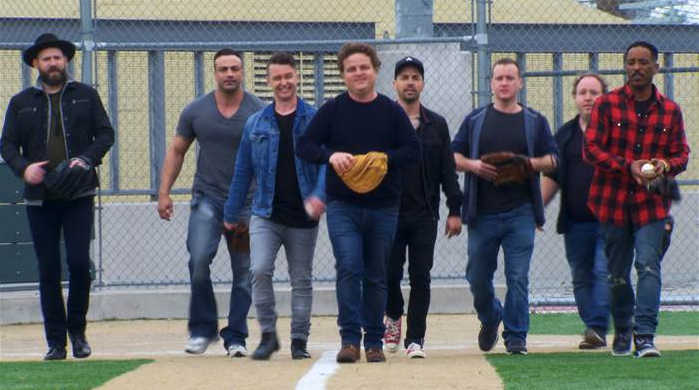 'The Sandlot cast reunites on TODAY – See the gang 25 years later
