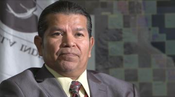 Thomas Tortez – Torres Martinez Tribal Council Chairman