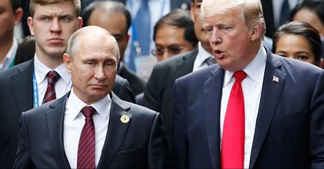 Possible Trump-Putin meeting could take place at the White House
