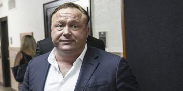 Six more families sue Alex Jones over Sandy Hook conspiracy claims