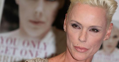Brigitte Nielsen Pregnant With Baby No. 5 at 54