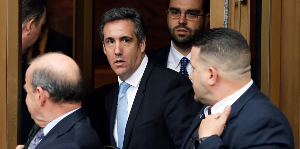 Trump lawyer Cohen met Russian oligarch at Trump Tower, source says