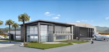 Desert Jet Center to Resume Construction of New Terminal