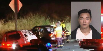 Marijuana DUI Suspect in Fremont Crash That Killed 3 Released From Jail