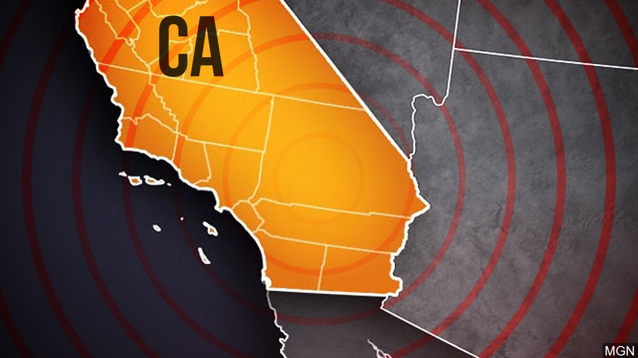 Early Warning Earthquake App Ready to Alert Californians of the Big One