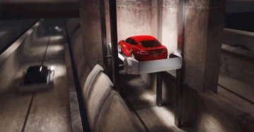 Elon Musk Says First Tunnel Complete, Expects to Offer Rides to Public in a Few Months