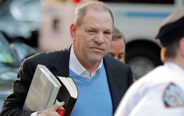 Harvey Weinstein indicted by New York jury on rape charges