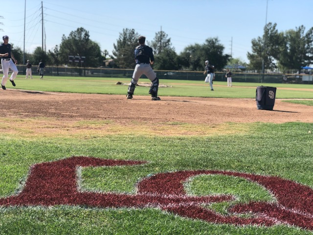 Blackhawks Flying As Only Local Baseball Team Left In Playoffs