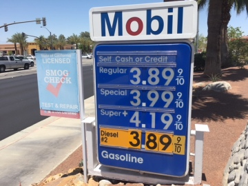 New Poll Finds Californians Want To Scrap Gas Tax