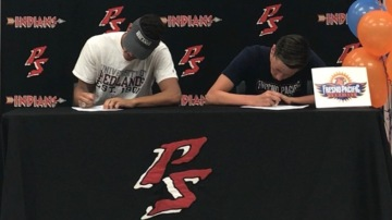 Palm Springs Student-Athletes Ink Names to Become Collegiate-Athletes