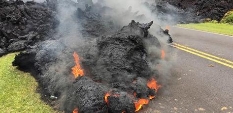 Lava Destroys Homes as Hawaii Prepares for Long Eruption